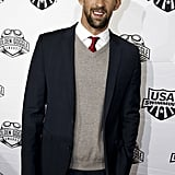 Michael Phelps and His Family at Golden Goggles Awards 2016