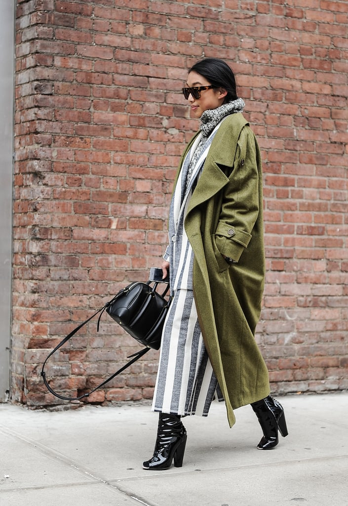 Stripes Street Style Trend 2015