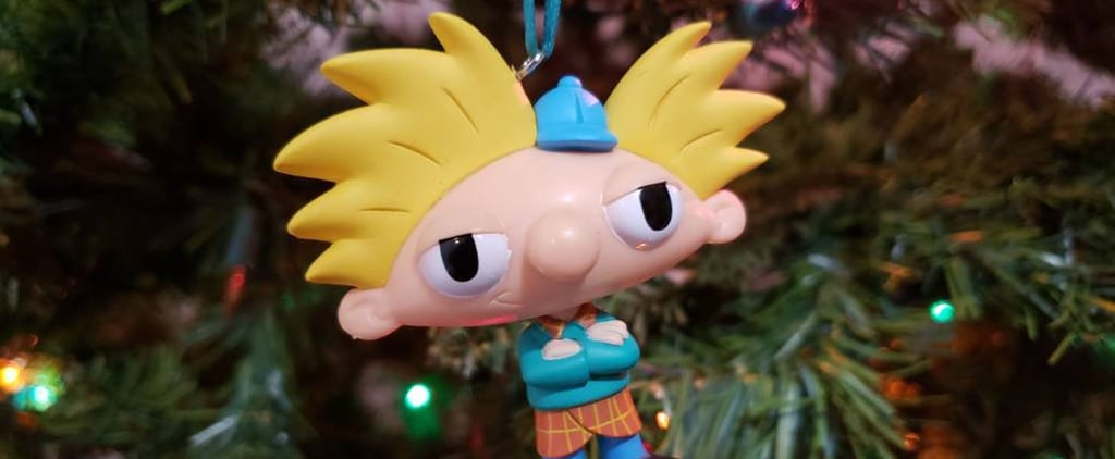 '90s Nostalgic Christmas Ornaments