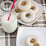 Vanilla Bean Baked Doughnuts