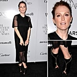 Shop a sexy, supereasy Julianne Moore-inspired night-out look.