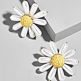 BaubleBar Daisy Flower Stud Earrings