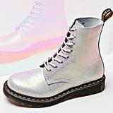 Dr. Martens 1460 Pascal Iridescent Croc Boot