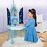 Disney Frozen 2 Elsa's Enchanted Ice Interactive Feature Vanity