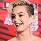 Katy Perry's Tooth Jewelry at the 2017 iHeartRadio Awards
