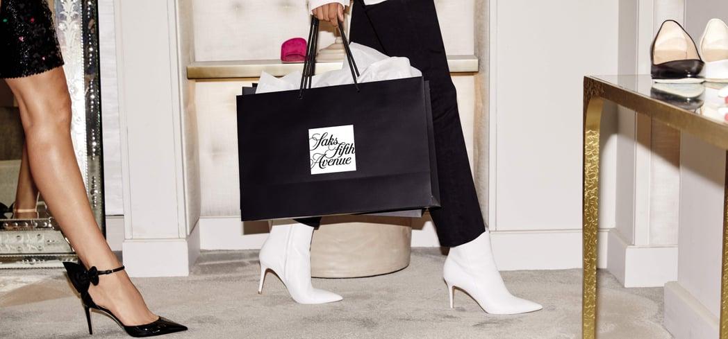 saks fifth avenue designer shoe sale