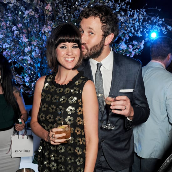 Pictures of Chris O'Dowd and Dawn O'Porter Together