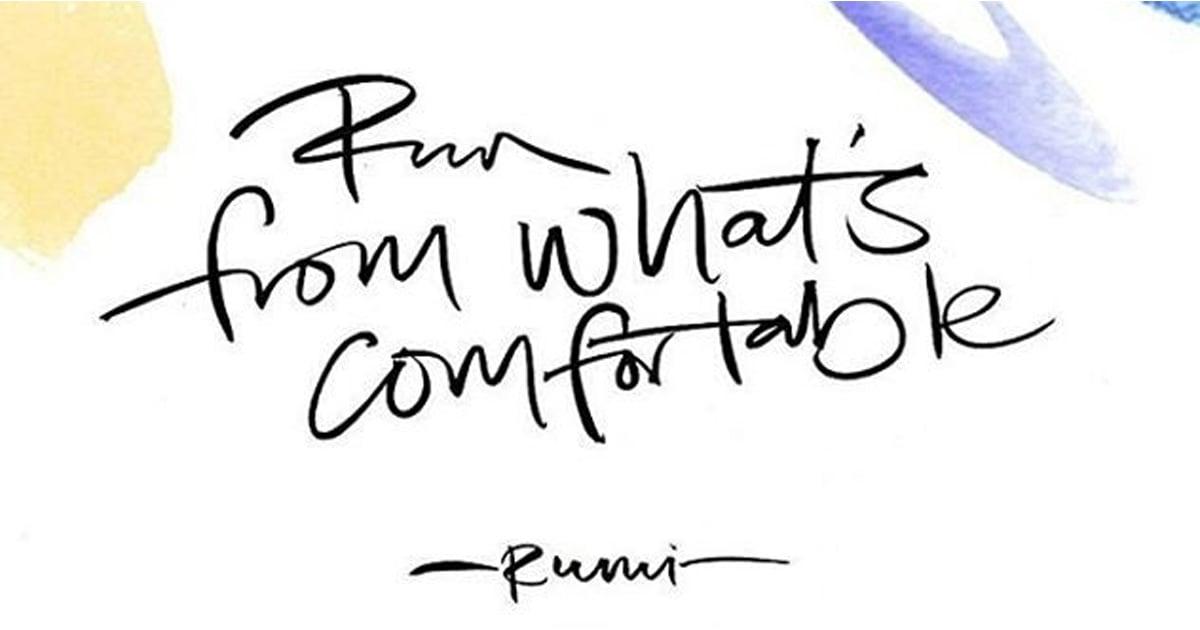 Rumi Quotes Popsugar Smart Living