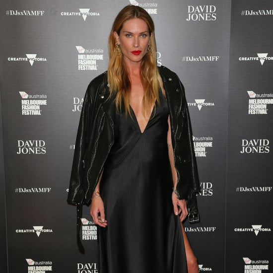 Celebrity Red Carpet Arrivals at VAMFF Opening Night 2016