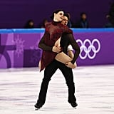 2018 Olympics Team Event Free Dance