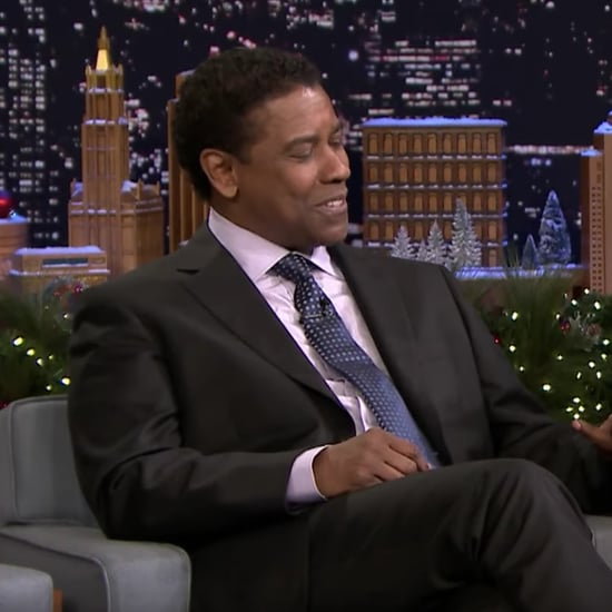 Denzel Washington on The Tonight Show December 2016