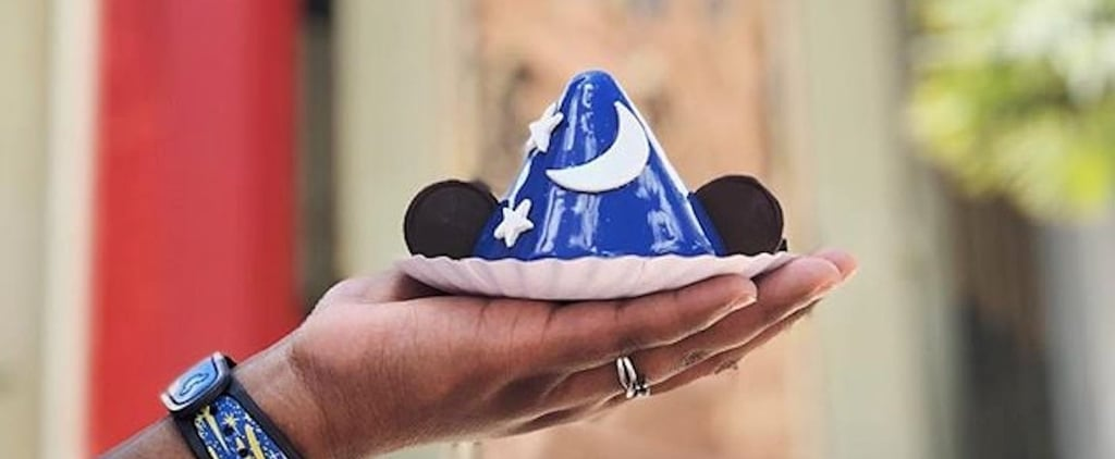 Sorcerer Mickey Hat Cake at Disney World