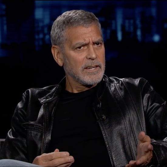 George Clooney Says 3-Year-Old Twins Speak Fluent Italian