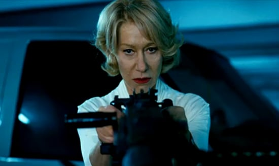 Watch Video Trailer For RED Starring Helen Mirren, Bruce Willis, John Malkovich, and Morgan Freeman