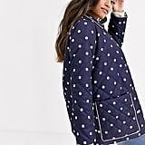 Asos Design Petite Quilted Jacket