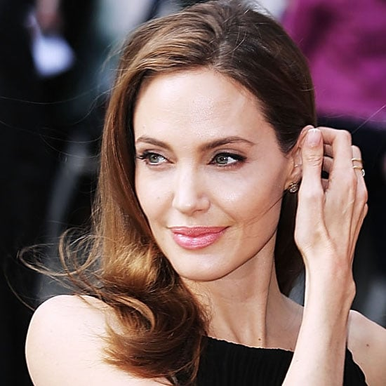 Angelina Jolie Returns to the Red Carpet for World War Z
