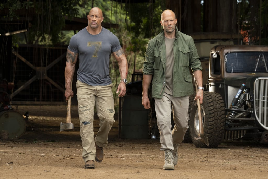 Which Celebrities Make Cameos in Hobbs and Shaw?