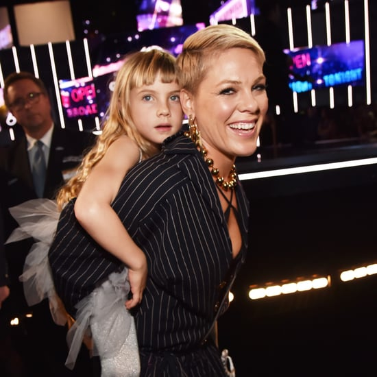 Mother Daughter Duos at the 2018 Grammy Awards