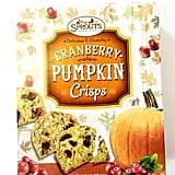 Cranberry Pumpkin Crisps