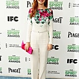 Ahna O'Reilly at the 2014 Spirit Awards