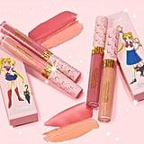 Sailor Moon x Colourpop Daylight and Moonlight Liquid Lip Duos