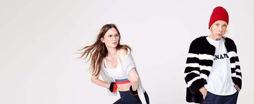 Margot Tenenbaum Kule x Bandier Workout Clothing