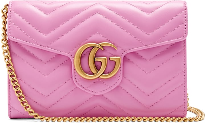 Gucci GG Marmont quilted-leather cross-body bag  f6abb8e41c059