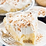 Easy No-Bake Coconut Cream Pie