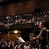 Bruce Springsteen energized Pennsylvania voters on behalf of President Obama's reelection campaign. Source: Facebook user Obama For America