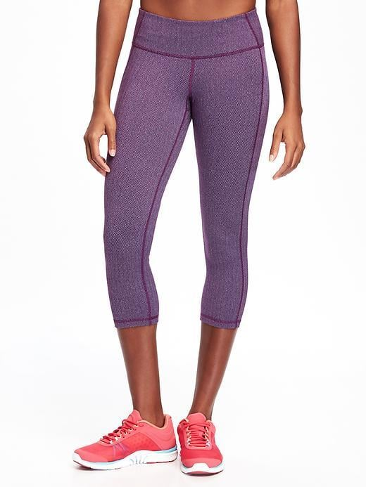 Old Navy Go-Dry Compression Crops