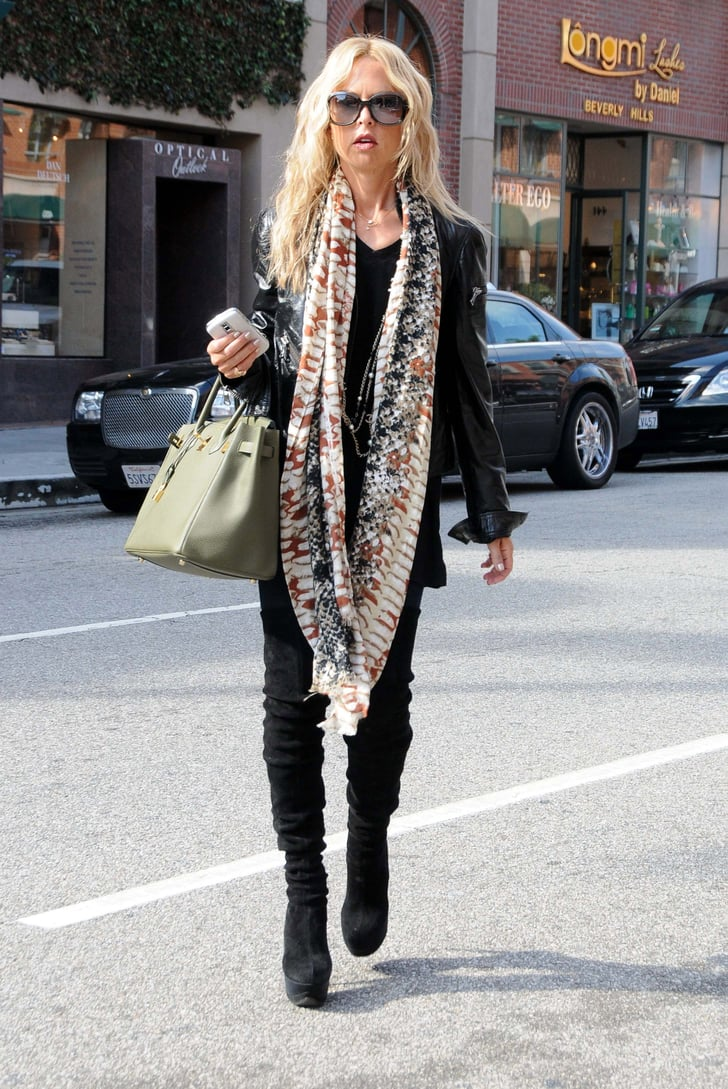 Celebrity Lookbook: The Best Boho Looks For Fall ...