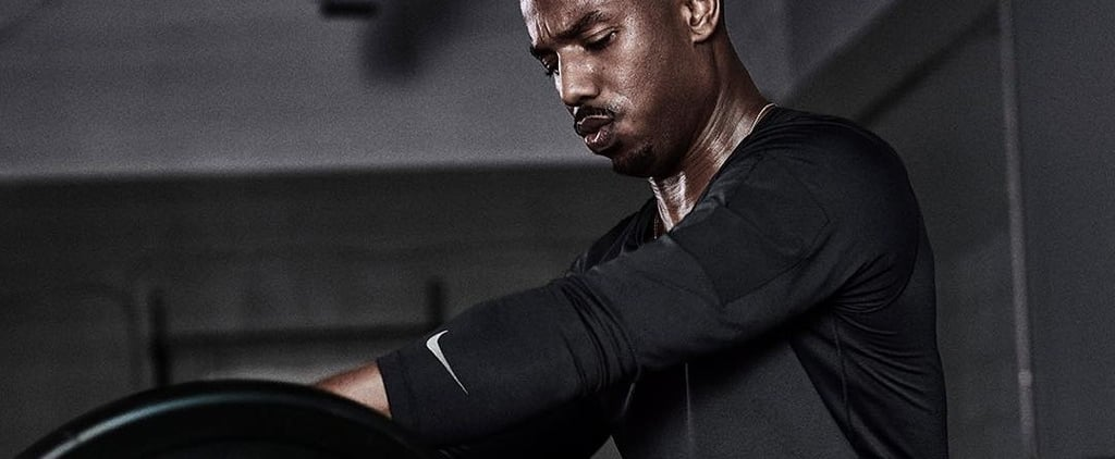 No Wonder Michael B. Jordan Is So Hot in the Black Panther Trailer — These Are His Workouts