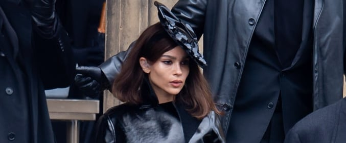 See Zoë Kravitz as Catwoman/Selina Kyle in The Batman