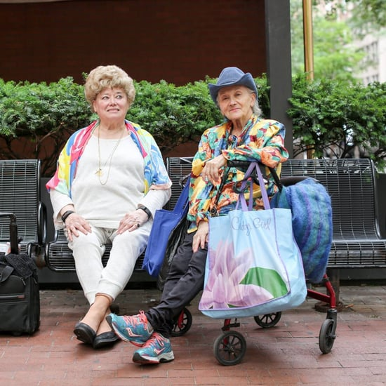 Humans of New York Gossiping Old Ladiess