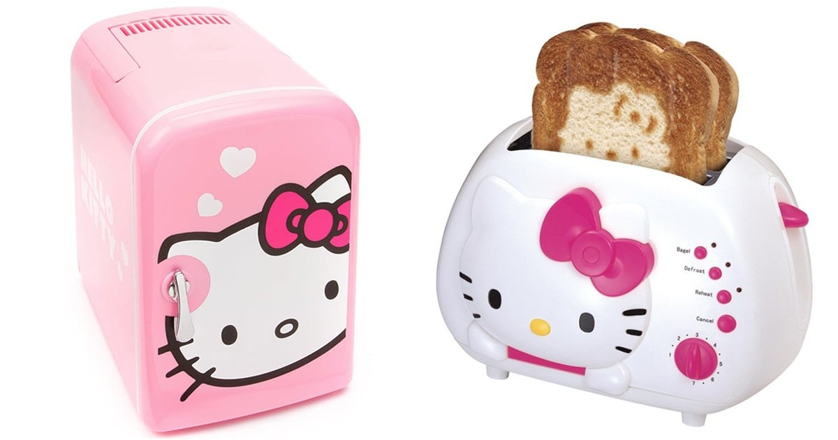Hello kitty food gifts popsugar food - Cuisine hello kitty ecoiffier ...