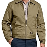 Dickies Lined Eisenhower Jacket in Khaki ($43)