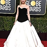 Amber Heard at the 2019 Golden Globes