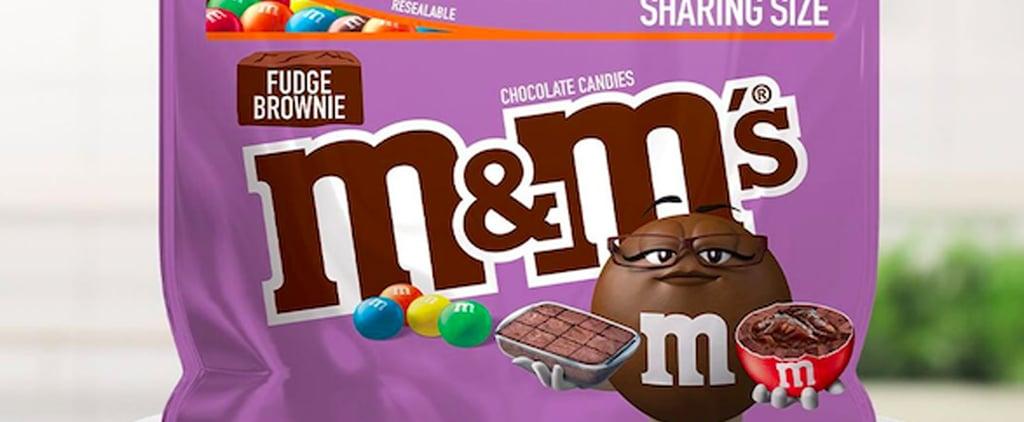 Fudge Brownie M&M's
