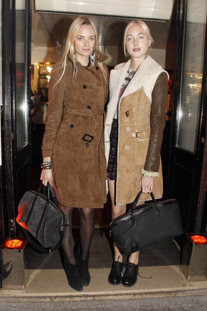 Virgine Courtin & Claire Courtin