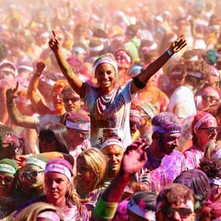 What Is The Color Run And When Is It On In Australia