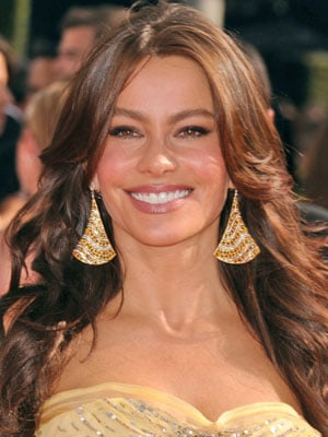 Sofia Vergara at 2010 Emmy Awards