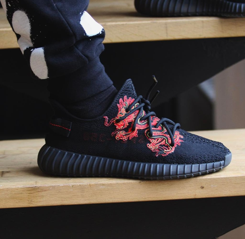 65% Off Adidas yeezy boost 350 v2 'Black Red' sply 350 solar red