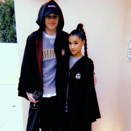 Ariana Grande and Pete Davidson at Disneyland June 2018