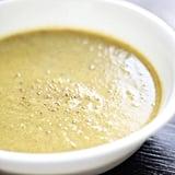 Creamy Nutmeg Broccoli Soup