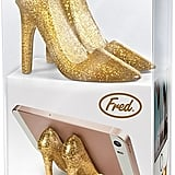 Fred & Friends Pumped Up Glitter Phone Stand