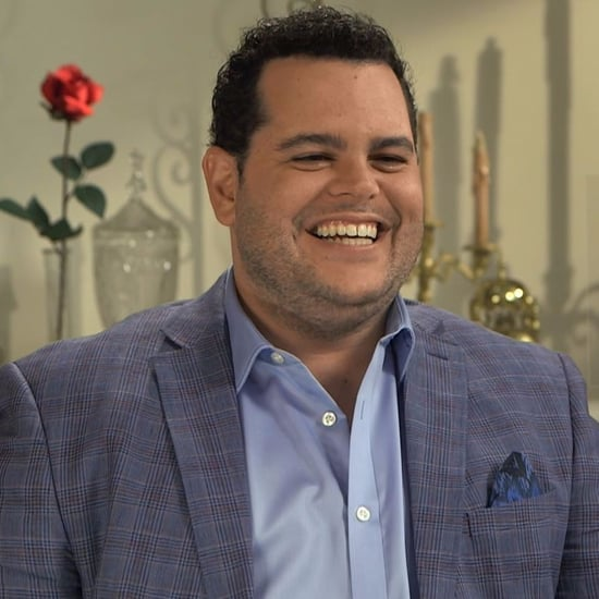 Josh Gad Interview For Beauty and the Beast, March 2017