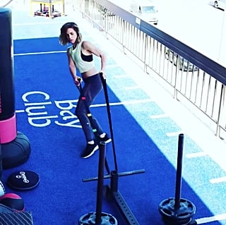 Jillian Michaels Sled Workout