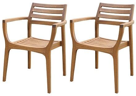 Set of 4 Danish Stacking Chairs ($749)