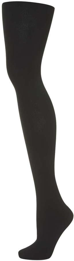 Topshop 200 Denier Black Opaque Tights ($18)