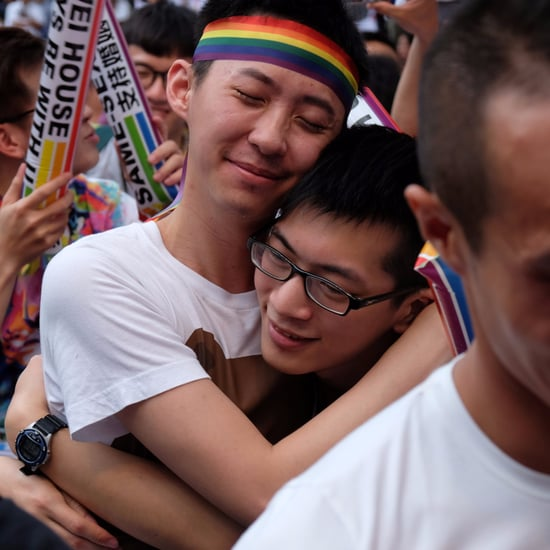 Taiwan Gay Marriage Legal Ruling